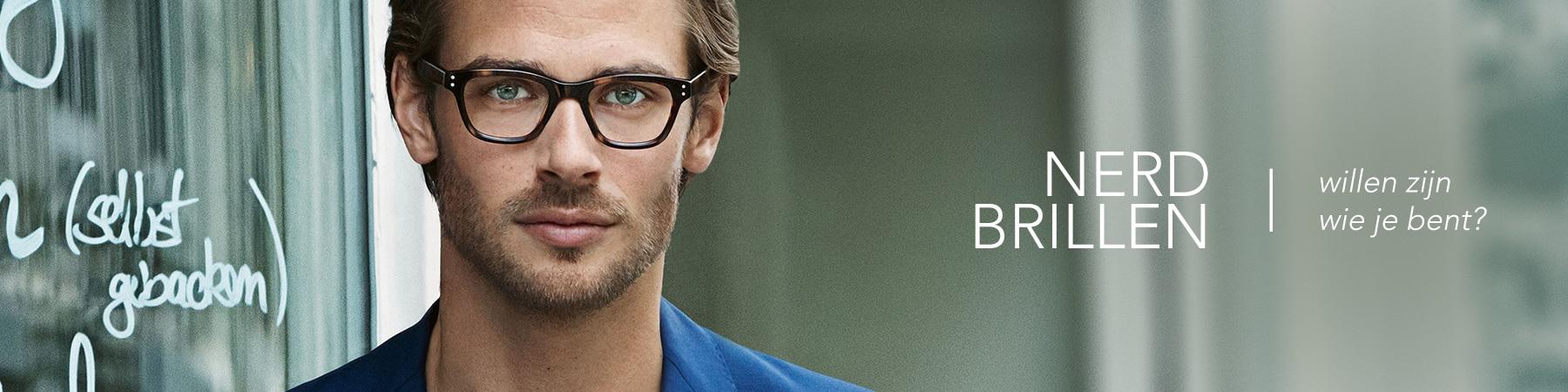 nerd brillen