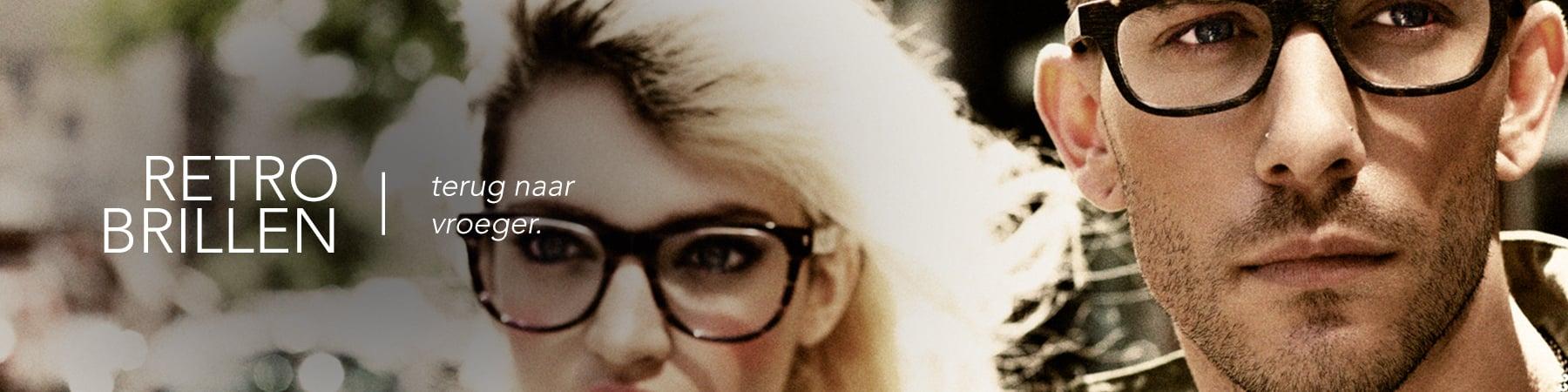 mooie retro brillen