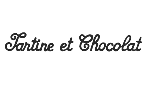 tartine et chocolat bril