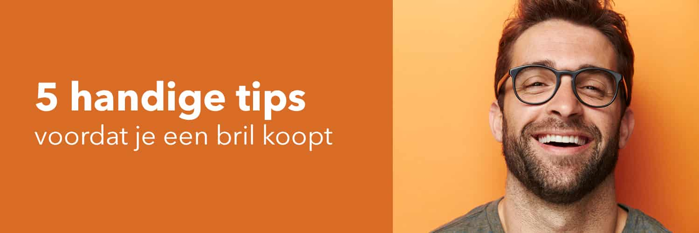 tips online bril kopen