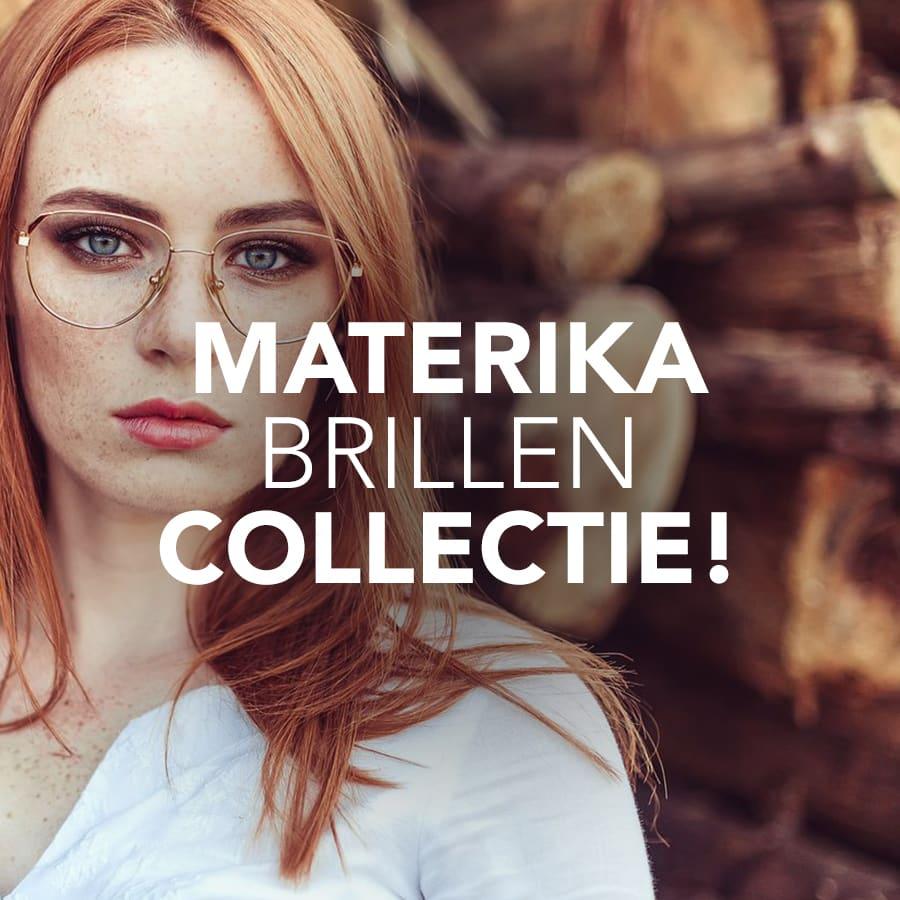 nieuwe materika brillen